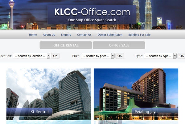 Klcc-office.com