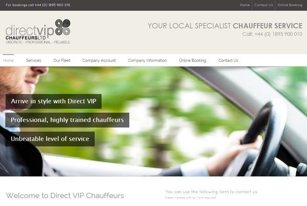 Direct VIP Chauffeurs