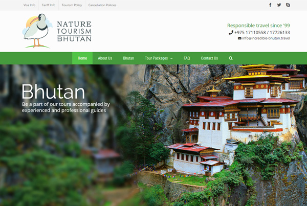 Bhutan Tour Holidays