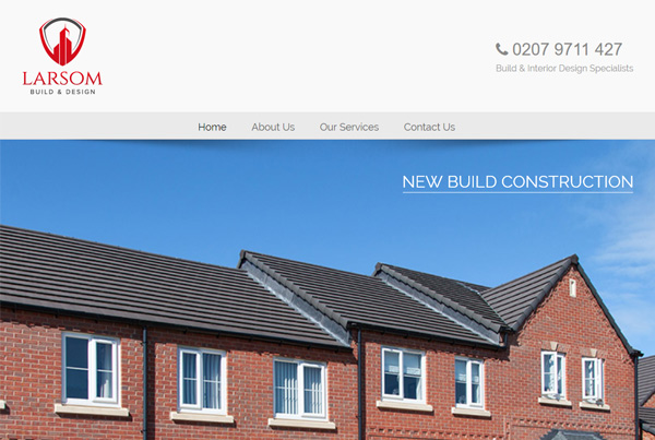 Larsom Build & Design
