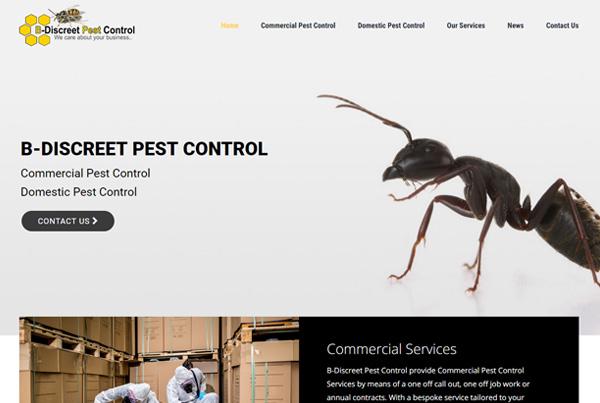 Discreet Pest Control