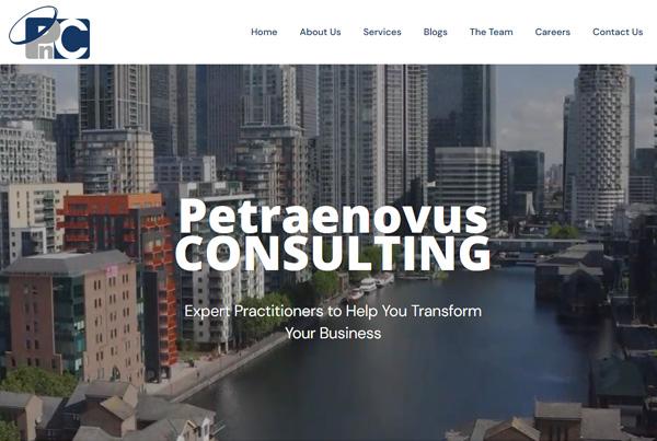 Petraenovus Consulting